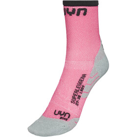 UYN Cycling Superleggera Calze Donna, rosa